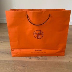 Hermes Large Shopping Bag